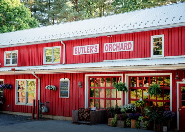 Home - Butler's Orchard